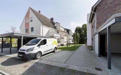 Haustüren, Vordächer und Briefkastenanlagen, Dachbodenisolierung, Kelleraußenwandisolierung, Fassadenreinigung